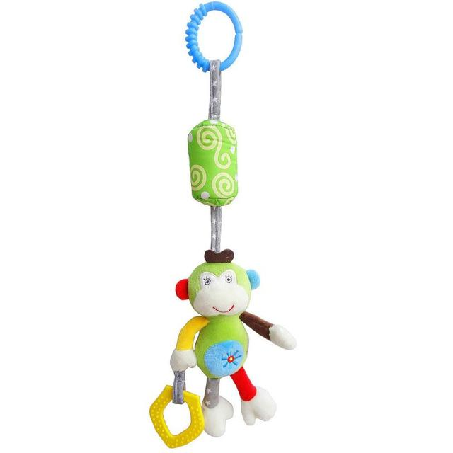 2018 Kid Hanging Bell Infant Baby Rattle Toys Newborn Cute Crib Stroller Car Seat