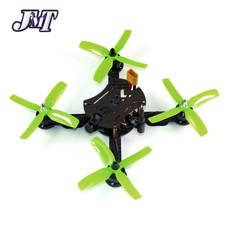 JMT X180 RTF Assembled DIY Quadcopter Full Drone Kit ESC FPV OSD HDCAM RC Racer Radiolink T8FB RX TX DIY F21233-F jmt x180 diy quadcopter pnp assembled racer kit 180mm super light mini rc racing drone with osd fpv hd camera no rx tx battery