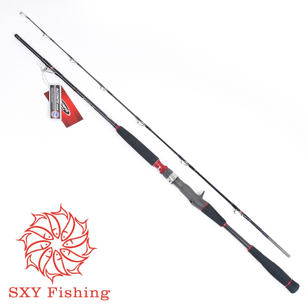 SXY FISHING OSTB160S 1.6M 1.8M lure rod carbon fibre rod Fuji ring Fishing force 22kg Raft rod telescopic fishing rod Boat Ro fulang emmrod elasticity fishing rod boat raft rod lure cork wood stock patented product with fishing bag 53 5cm mq 4c page 6