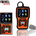 100% original foxwell nt301 can obdii/eobd lector de código del obd obd2 lector de código obd2 escáner de diagnóstico de fallas del motor del cheque escáner