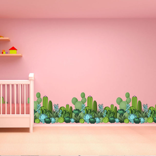 Cactus Wall Art Stickers