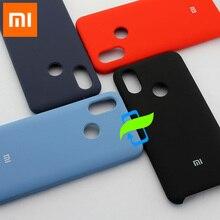 Xiaomi Mi 9T Pro Fall Flüssigkeit Silikon Protector Fall Für XIAOMI Mi Max3 8 9T 10 6X MIX 3 Redmi A2 Lite Silikon Rückseite Fall