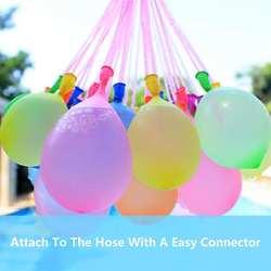 Летние игрушки 111 Водяная бомба воздушные шары 111 шт. игры водяные шары вечерние воздушные шары цирк водяные шары игры на открытом воздухе
