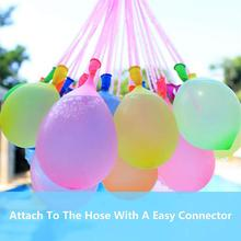 Summer toys 111 Water Bomb Balloons 111pcs Waterballonnen Ga