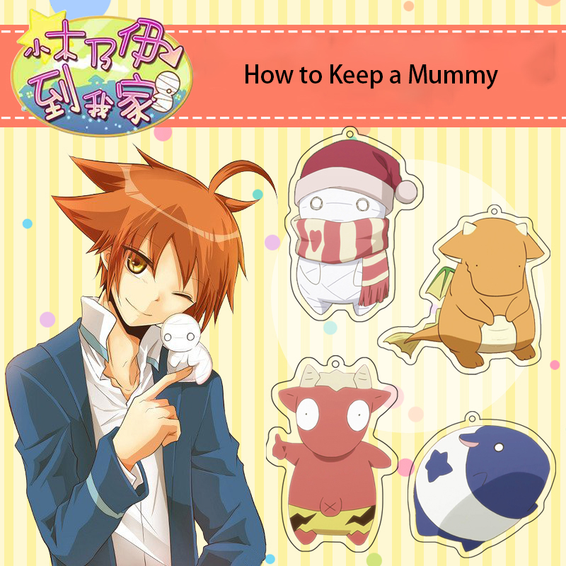 How To Keep A Mummy Cosplay Keychain Anime Acrylic Keychain Miira No Kaikata Mii Kun Keyring Pendant Cosplay Accessories Aliexpress The card game wixoss has become widespread worldwide, and the online virtual space wixoss land where card regular version: aliexpress