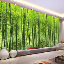 beibehang Custom wallpaper 3d photo murals living room bedroom bamboo mural background for walls 3 d papel de parede