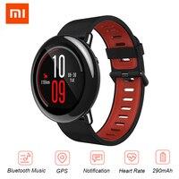 Xiaomi Huami Amazfit Pace Smartwatch Amazfit умные часы Bluetooth gps Информация Push сердечного ритма умный монитор