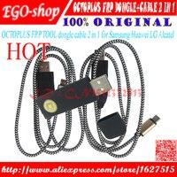 Gsmjustoncct OCTOPLUS FRP WERKZEUG dongle kabel 2 in 1 für Samsung Huawei LG Alcatel