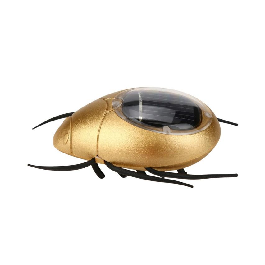Educational Solar Powered Beetle Gadget Brain Game s