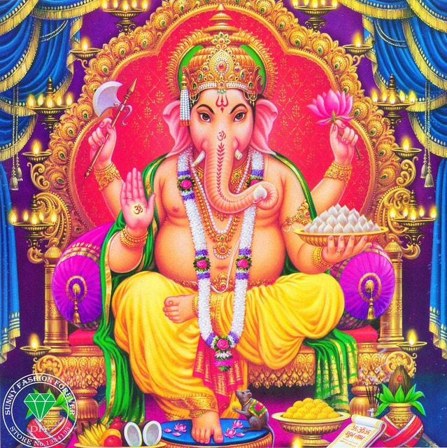 Ganesh Chaturthi Decoration Diy
