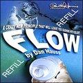Paul Harris presenta : flujo recarga - truco / truco de magia / venta al por mayor