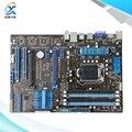 Para asus p8z77-v lx2 original usado motherboard desktop para intel z77 soquete LGA 1155 Para i3 i5 i7 DDR3 32G SATA3 USB3.0 ATX