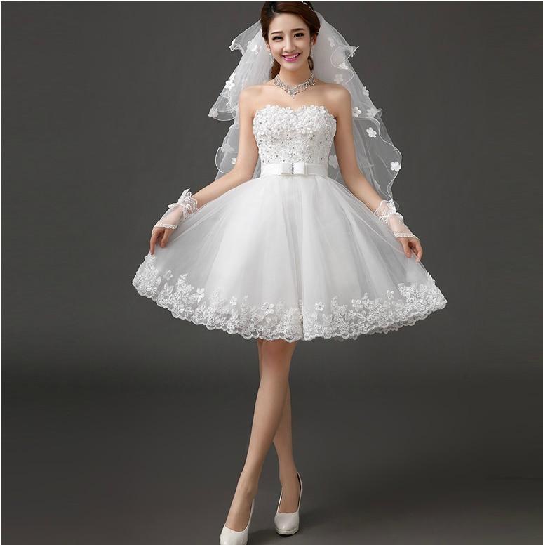 Popular Short Wedding Dresses-Buy Cheap Short Wedding Dresses lots ...