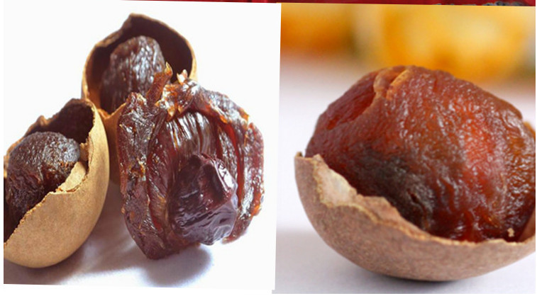 dry fruits list dragon eye fruit