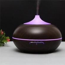 Эфирного зерна office увлажнитель ультразвуковой туман масла аромат диффузор древесины спальня