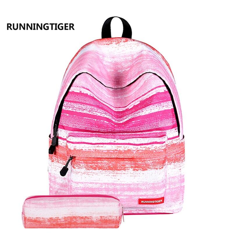 escola mochila para meninas bolsa Size : 30cm*17cm*40cm(comprimento X Altura X Width)