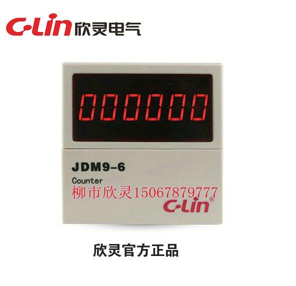 цена на c-lin JDM9-6 (intelligent) digital counter  AC220