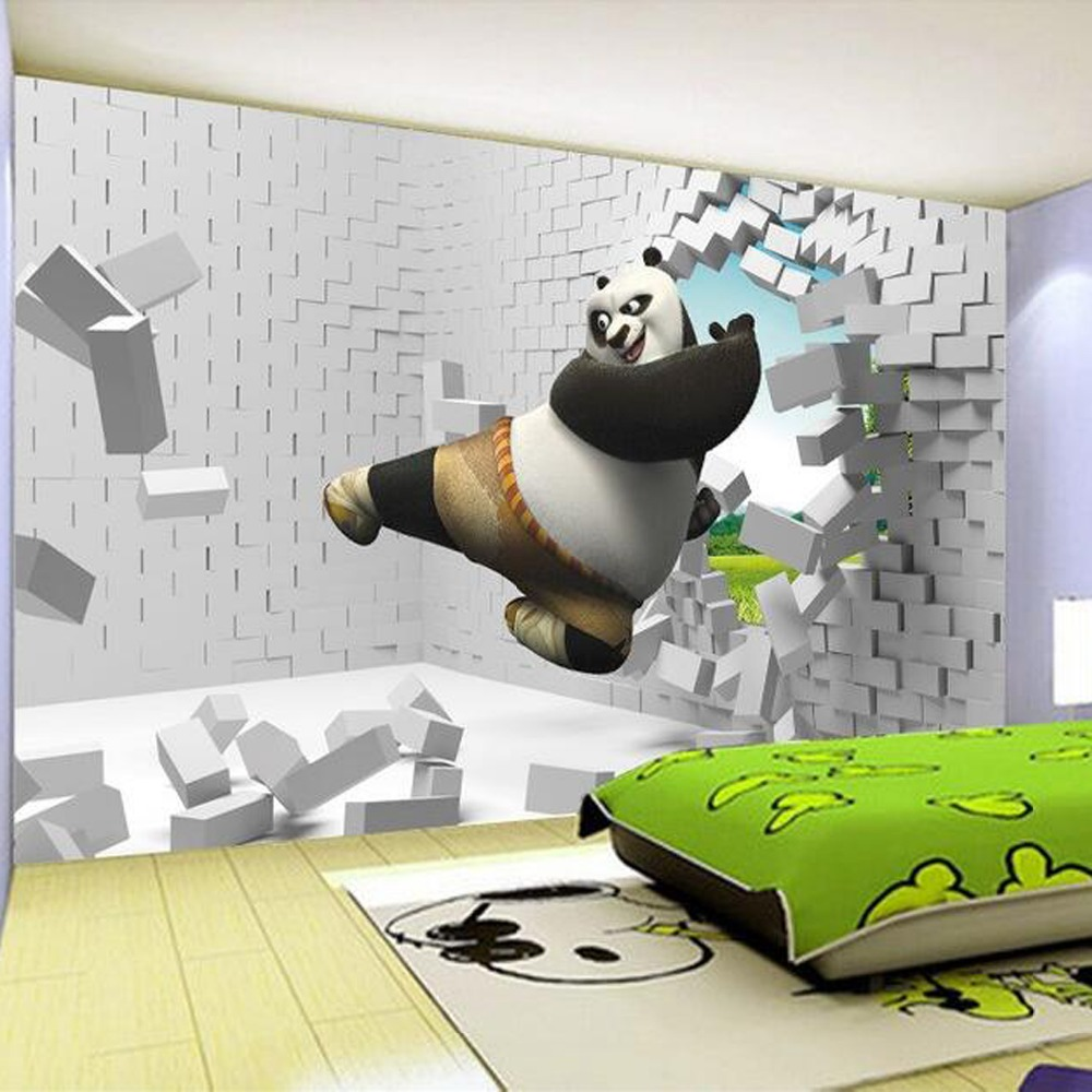 3d wallpaper picture more detailed picture about custom photo custom photo silk 3d wallpaper for walls 3 d kid room motel playground tv background wall amipublicfo Image collections