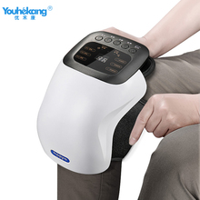 цены на Youhekang Smart Electric Knee Heating Massager Joint Physiotherapy Massage Osteoarthritis Rheumatoid arthritis Pain Relief USB  в интернет-магазинах