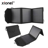 Xionel Solar Panel Charger With ISolar Technology For Cell Phone Iphone 6 Plus 5s 5 Ipad