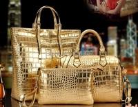 New Fashion Three Pieces của phụ nữ qua túi xách, Shoulder Bag/túi xách