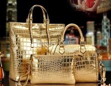 New fashion three pieces women's Cross bags, shoulder bag/handbag