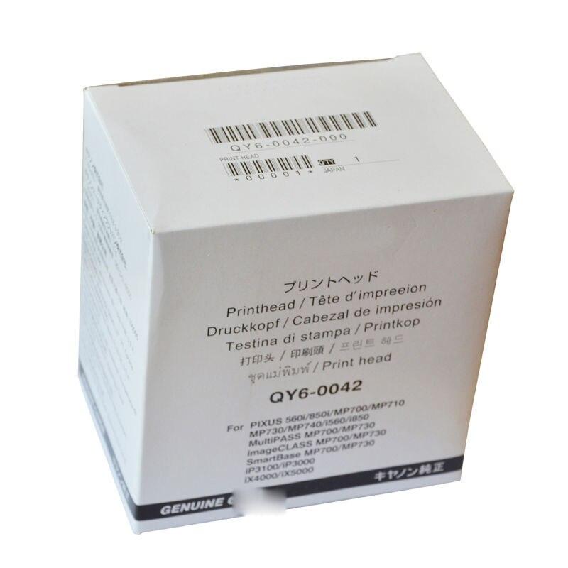 ORIGINAL QY6 0042 Printhead Print Head for Canon IX4000 IX5000 IP3100 IP3000 560i 850i MP700 MP710