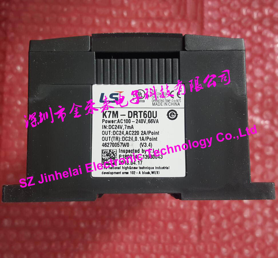 100% Novo e original K7M-DRT60U LS (LG) PLC
