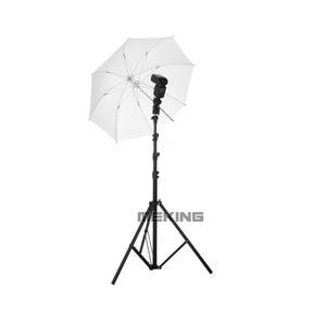 Image 5 - 2pcs Meking Flash Hot Shoe Speedlite Umbrella Mount Holder Swivel for Light Stand Flash Bracket B For Trigger Hot Shoe Flash