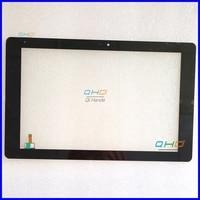 For PRESTIGIO PMP5101D3G QUAD New Black Outter Touch Screen Panel Digitizer Sensor Glass Repair Replacement Parts