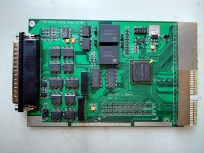 S3120 CPCI PXI multi protocol interface card ADIO232485422CAN interface card