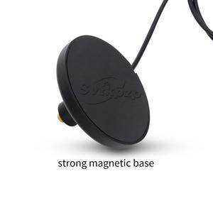 Image 4 - Router antena magnética Base con Cable de extensión SMA 3G 4g 2,4g 5G 5,8G WIFI cable de extensión externa Router antenas