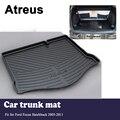 Atreus Автомобильный багажник Грузовой пол лайнер лоток коврик покрытие защитное одеяло для Ford Focus Хэтчбек 2005 2006 2007 2008 2009 2010 2011