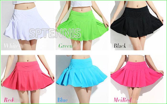bbbdf056bc 2019 Extra Large Umbrella Ball Tennis Skirts Ladies Prevent Exposure ...