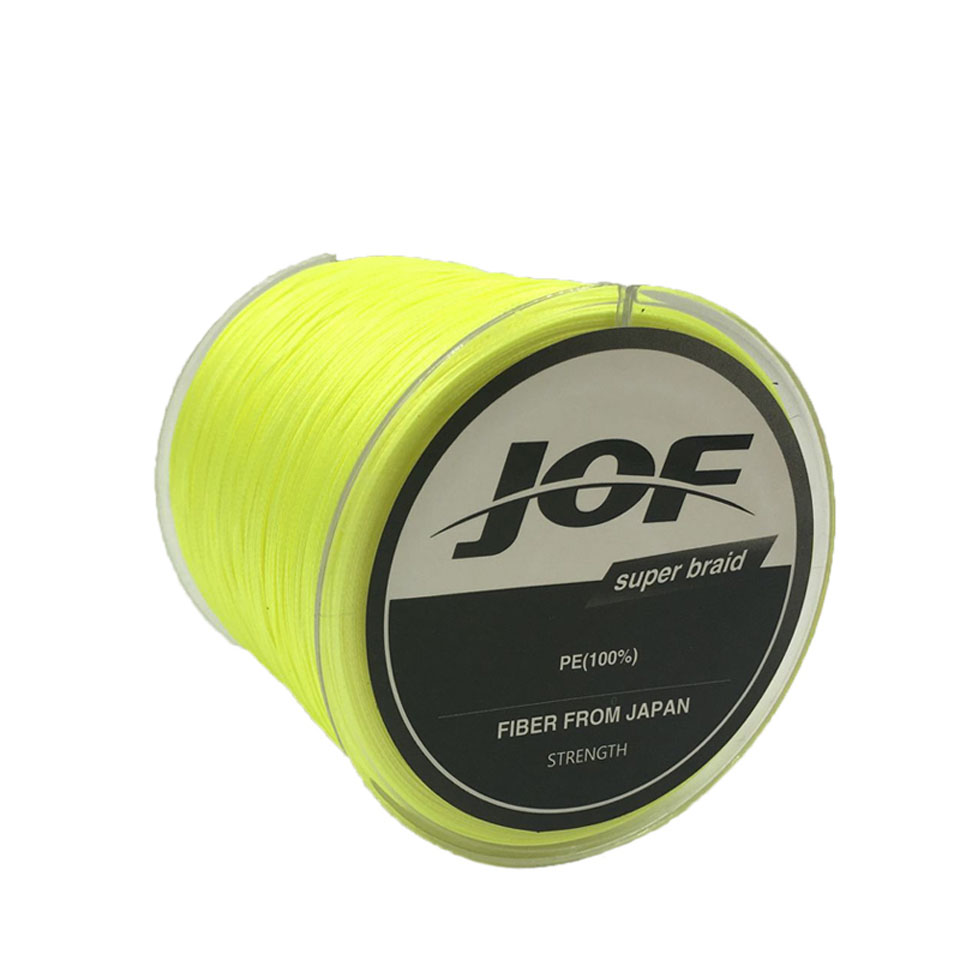 8STRANDS 100M Fishing Lines Brand Super Strong Japan Multifilament PE Braided Nylon Fishing Line 15- 200LB