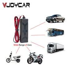 VJOYCAR мини Builtin 240 мАч батарея автомобильный gps трекер автомобиля gps мини отслеживающее устройство мотоцикл GSM локатор в режиме реального времени отслеживание