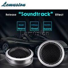 1 пара автомобильный аудио динамик Шелковый автомобильный твитер модифицированный автомобильный аудио для BMW E46 E39 для Mercedes W203 Lexus RX Infiniti q50 аксессуары
