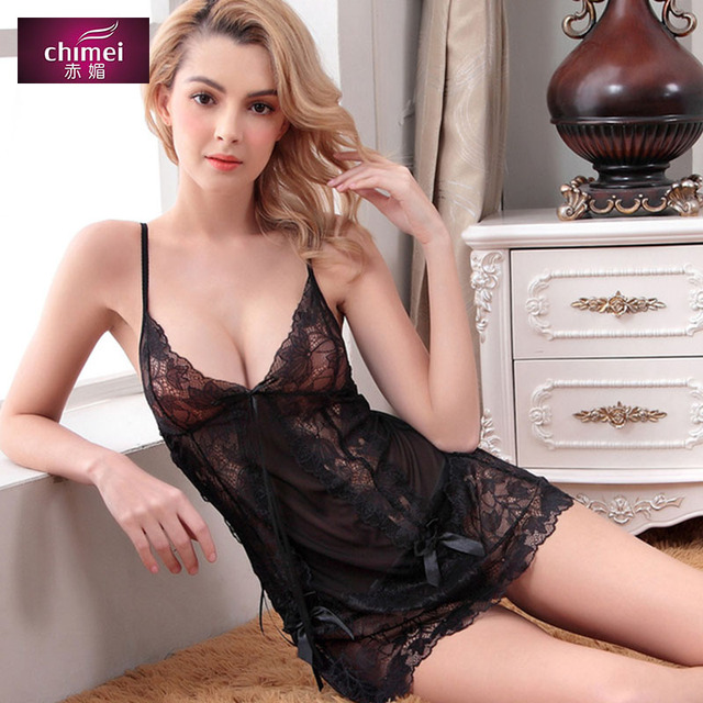 Erotic Novelty Special Use Women Underwear Lace Ultra-Thin Female Lingerie Transparent Sexy Sleepwear Porn Dress Costume