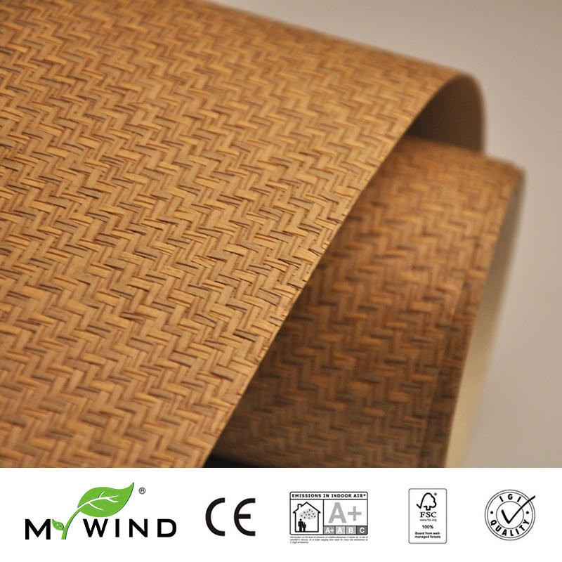 2019 MY WIND Grasscloth Wallpapers Luxury Natural 3D Design Wallpaper Home Decoration Designs Sticker Wall Paper Room