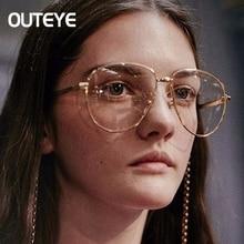 Mulheres Vidros do Olho óptico Claro Moda Nerd Frames De Vidro Transparente  Senhoras Falso Óculos Óculos Armações de óculos Do V.. f5aef62491