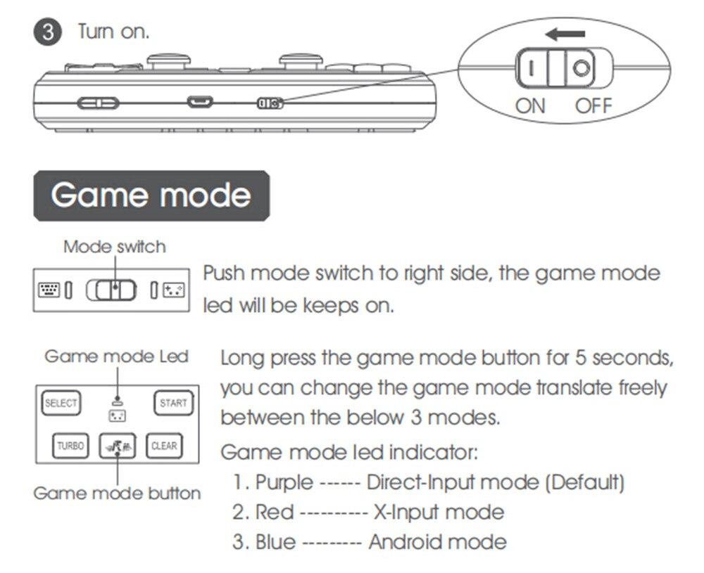 jogo com touchpad controlador dpad abxy botão