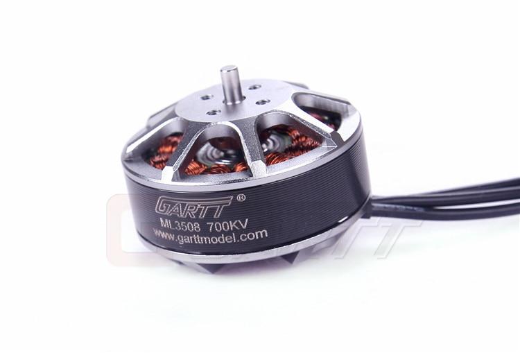 GARTT ML 3508 700KV 3508 Brushless Motor For RC Multirotor Quadcopter Hexa Drone 6pcs gartt ml 4108 500kv brushless motor for mult irotor quadcopter hexacopter rc drone
