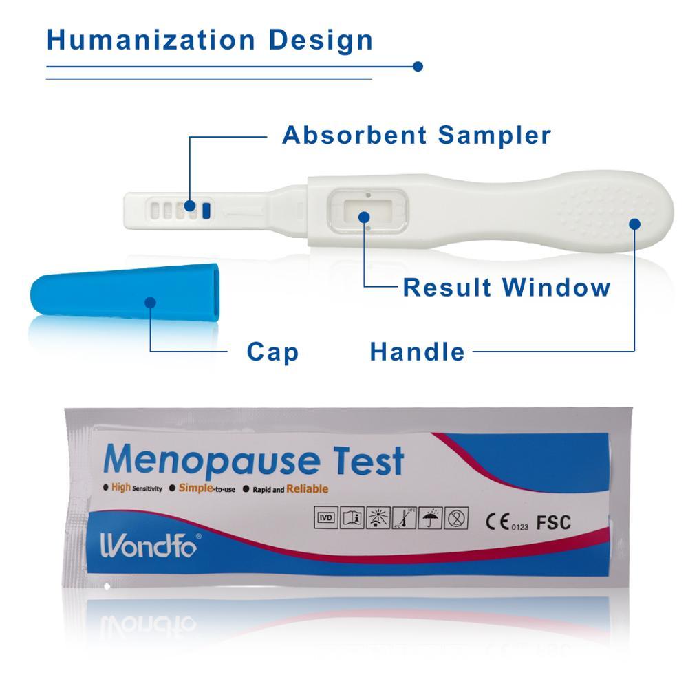 Wondfo 2T один шаг FSH(тест менопауза) домашний тест мочи