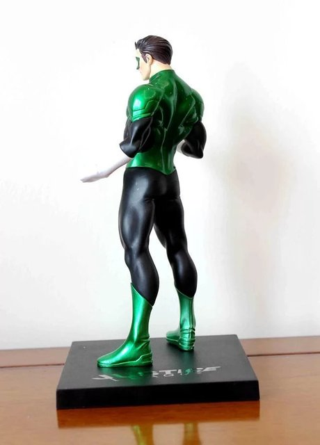 Justice League Green Lantern 18cm PVC Action Figure Collectible Model Toy