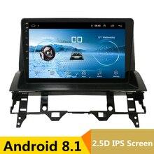 9 «2.5D ips Android 8,1 автомобильный DVD мультимедийный плеер gps для Mazda 6 2002-2006 2007 2008 2009 аудио автомобиля Радио стерео навигации