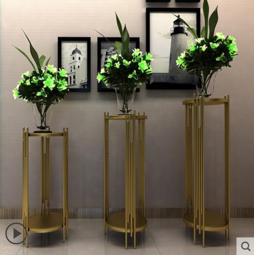 Aureate boreal Европа цветы носить контракт Железный искусство родился гостиная треугольные горшок носит украшение рамки