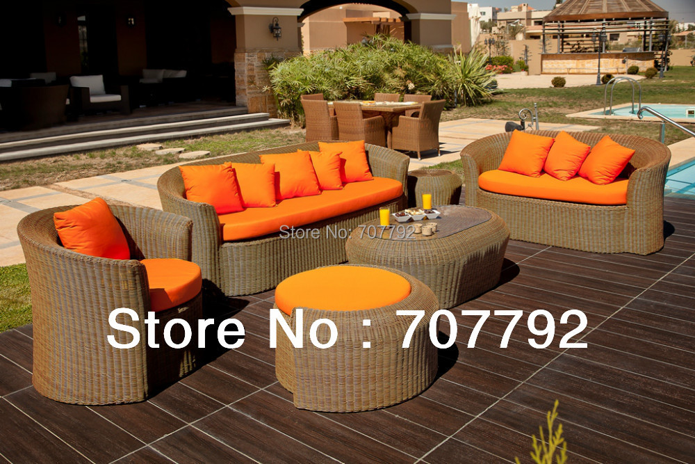 2013 new design outdoor patio furniture wicker chat setchina mainland - Designer Patio Furniture
