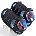 Verano Zapatos De Bebé Único Bebé Zapatos de Los Muchachos Nacidos Niños Zapatos Primeros Caminante 0-18 Meses