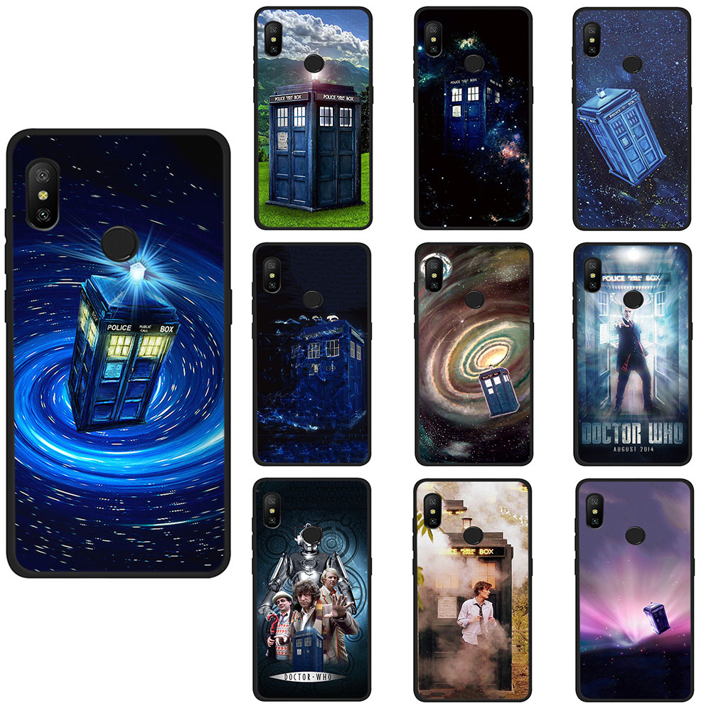 Phone Bags & Cases Realistic Doctor Who Box Tpu Phone Case For Xiaomi Mi 6 8 A2 Lite A1/5x A2/6x F1 Redmi Note 4 5 6a X Plus Pro To Ensure A Like-New Appearance Indefinably Half-wrapped Case