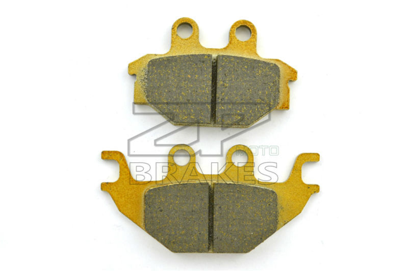 Free Shipping Motorbike Brake Pads Organic For Front ADLY Cross Road 220 S 2009 Canyon 280 Quad 2009-2011 BRAKING NEW